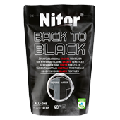 Emballage du produit Back to Black