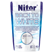 Emballage du produit Back to White