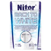 Emballage du produit Back to White