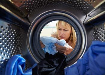Vahinkovärjäytyminen pestäessä: ei hätää!